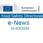 Sicurezza alimentare e Covid-19. Maggiore flessibilità per gli Stati membri nell'effettuare controlli ufficiali su animali, piante, alimenti e mangimi