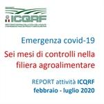 Report delle attività ICQRF (Febbraio-Luglio 2020)