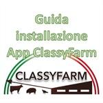 Guida installazione App ClassyFarm