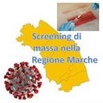 Regione Marche: screening di massa con tampone antigenico rapido gratuito