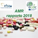 ANTIBIOTICORESISTENZA: rapporto EFSA-ECDC sulla situazione Europea